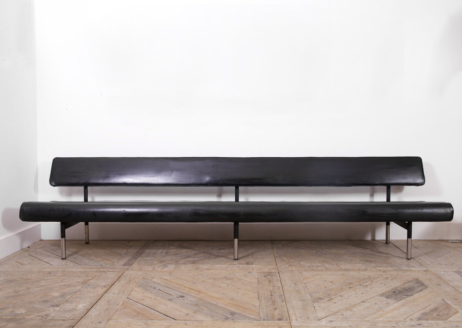 University Waiting Room Bench Drew Pritchard Ltd