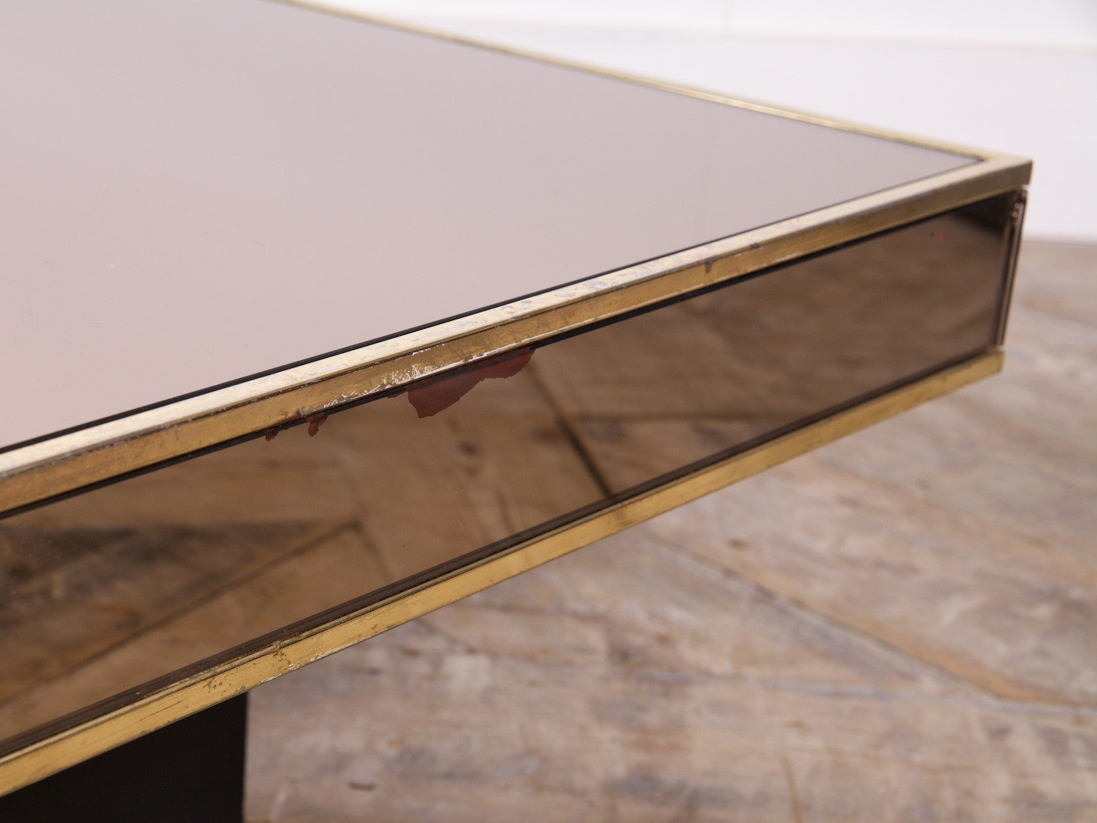 Willy rizzo coffee table drew pritchard ltd for Table willy rizzo