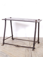 Early 19th Century Steel Table