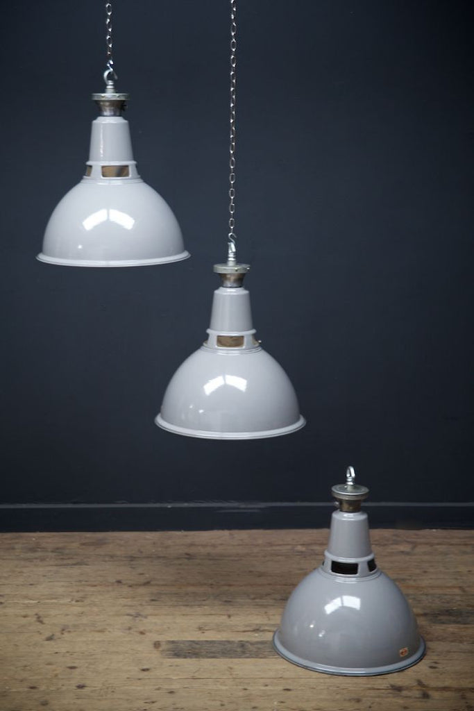 Grey Fort Dunlop Pendants
