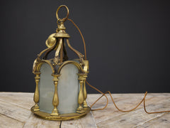 Arcaded Brass Lantern