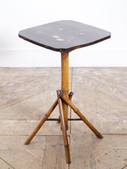 Bamboo Lamp Table