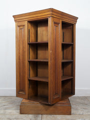 Large Revolving Bookcase