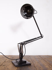 Black Anglepoise Lamp