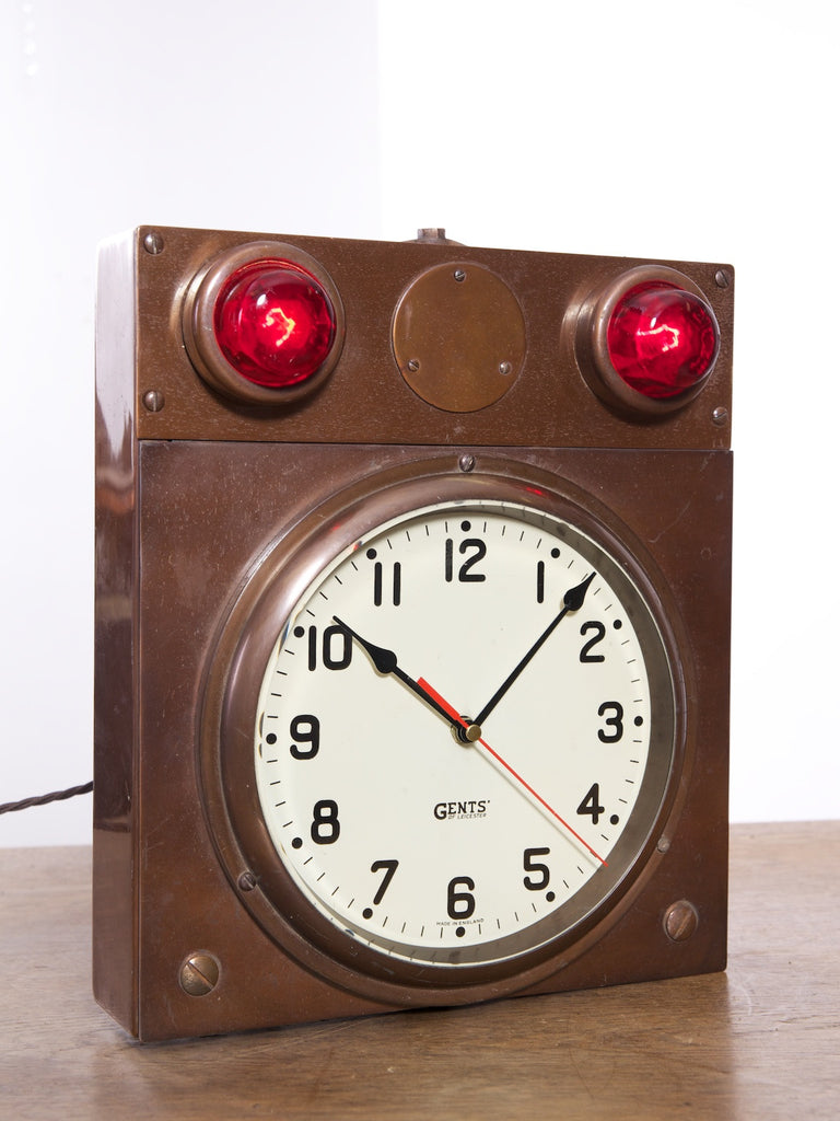 Broadcasting Studio Clock