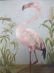 Flamingo Room Screen