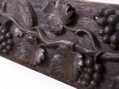 Carved Architectural Panel