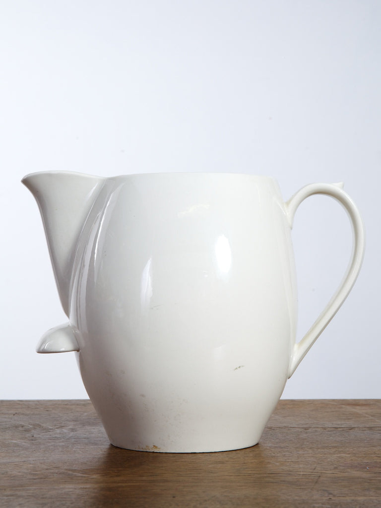 Large Ironstone Milk Jug