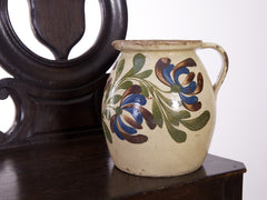 Decorated Milk Jug
