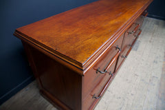Six Drawer Linen Chest