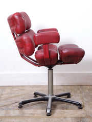 Revolving Barbers Chair