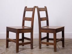 Anglesey Oak Side Chairs