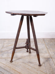 Octagonal Gypsy Table
