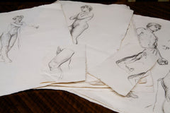 Collection Of Nude Studies