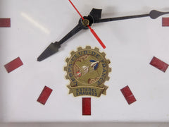 French Vespa Club Clock
