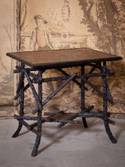 Winged Elm Occasional Table