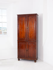 Country House Silver Cabinet