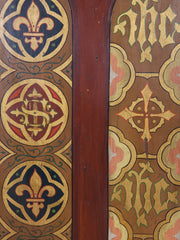Painted Pugin Panels