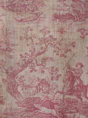 Toile Room Screen