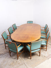 Rolls Royce Boardroom Table & Chairs