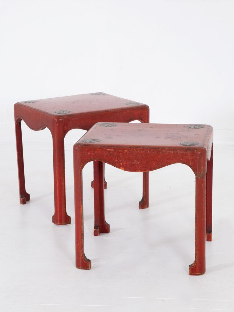 Chinoiserie Sofa Tables
