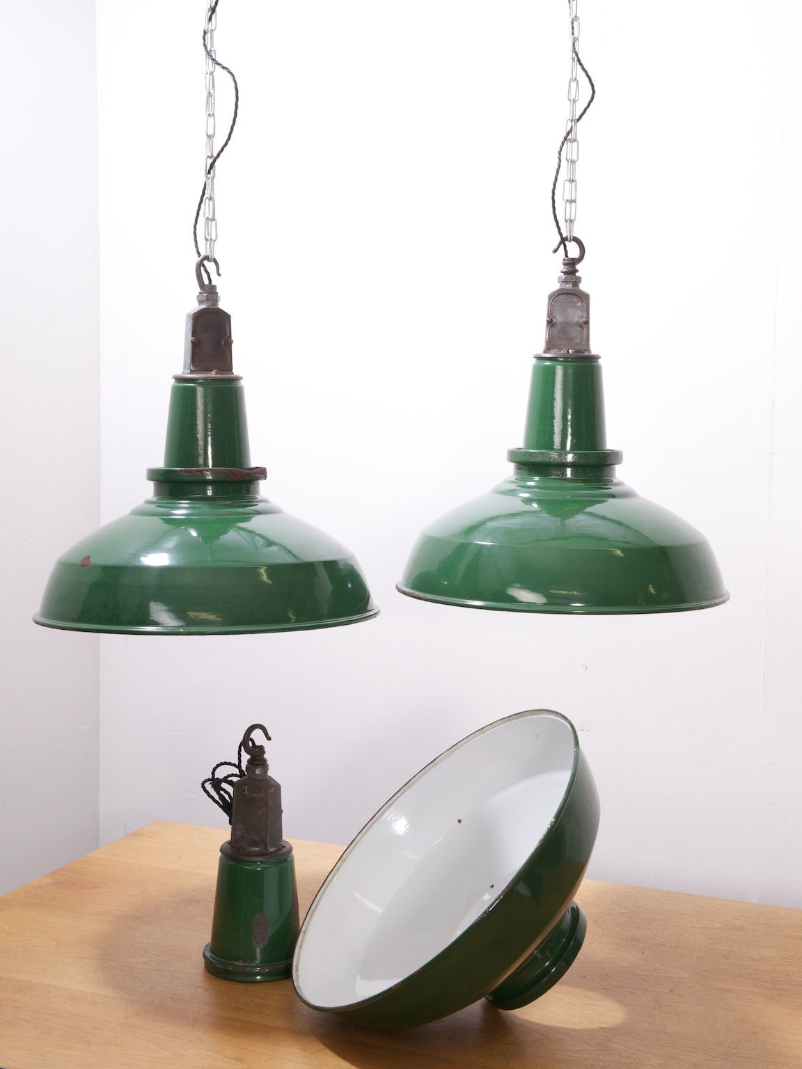 Two Part Industrial Pendants ...