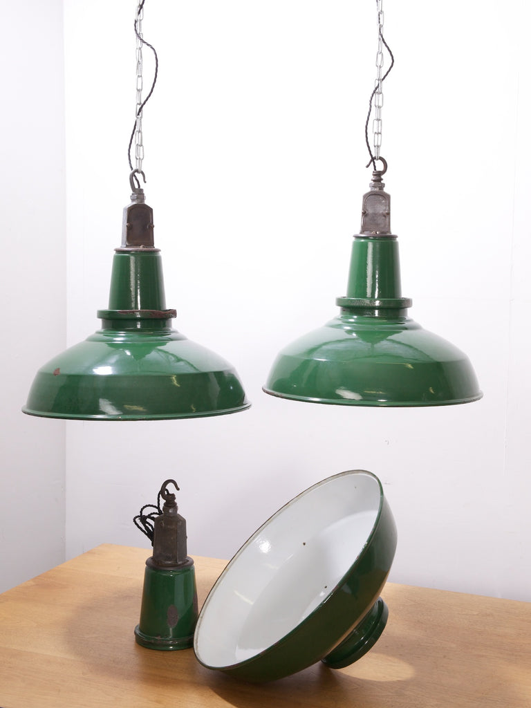 Two Part Industrial Pendants