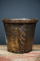 Leather Bucket