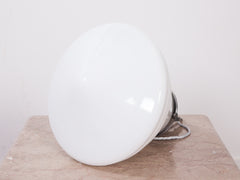 Conical Opaline Pendant