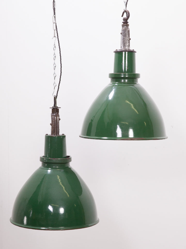 Patent Industrial Pendants
