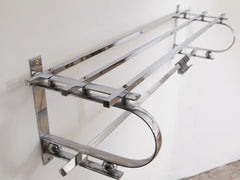 Chrome Luggage Rack