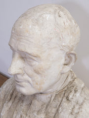 Bust of a French Priest