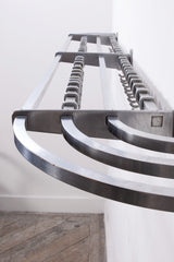 Large Alloy Luggage Rack