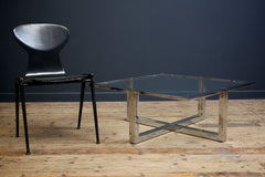 Bi Metal Coffee Table