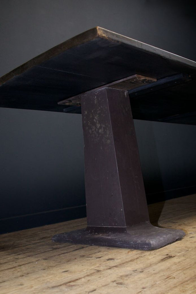 Slate Base Table