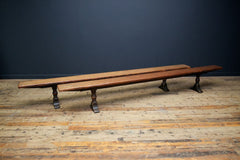 Low School Benches
