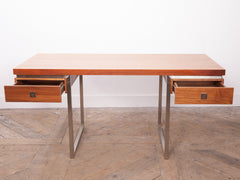 Modernist Desk and Chair