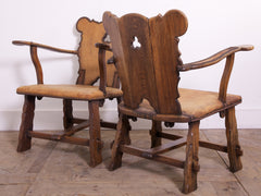 Oak Country Chairs
