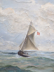 Dutch Seascape