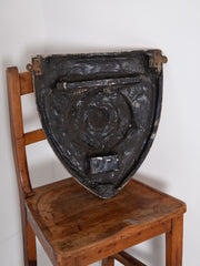 Rose Wall Shield