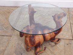 Camel Coffee Table
