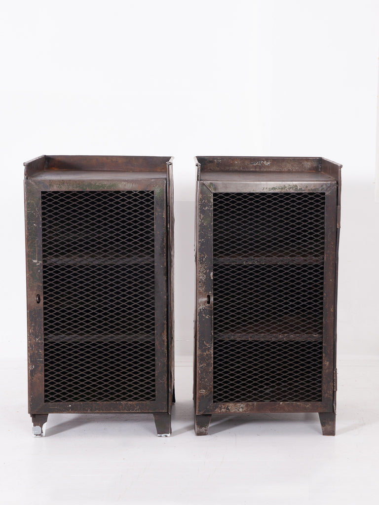 Steel Factory Cabinets