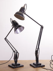 Black Anglepoise Lamps