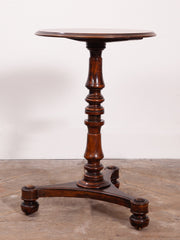Walnut Lamp table
