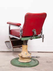La Reine Barber's Chair