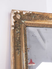 Twin Plate Wall Mirror