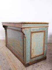 Painted Georgian Counter