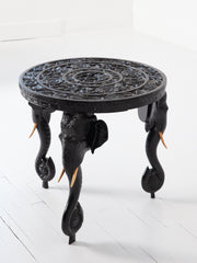 Anglo Indian Elephant Table