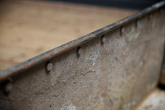Riveted Trough