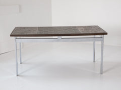 Cast Bronze Coffee Table
